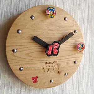 コラボ時計 ユリイカ×テンゴ