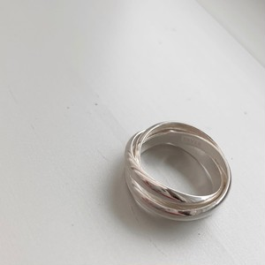Triplicate RING〔silver925〕