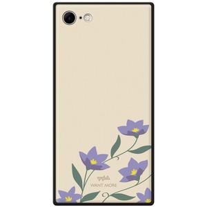 iPhoneケース ガラス NEMO(Bloom03)