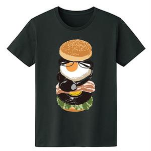[Tシャツ] Topping favorites / Black