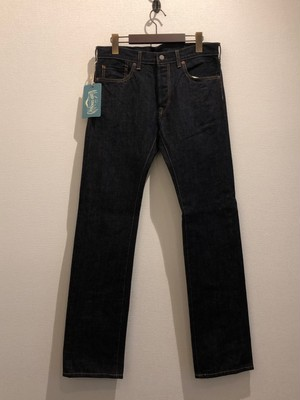 TIGHT STRAIGHT JEANS (INDIGO) / LOST CONTROL