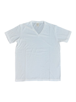 Jackman ジャックマンJM5700 VneckTシャツ #10 White