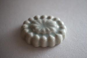 若菜綾子|箸置き 大 楕円花