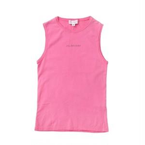 ピンク JILL STUARTロゴ タンクトップ