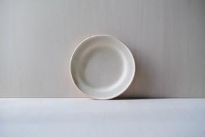 ラウンドリムプレート / SM / oatmeal