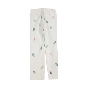 銅鼓 Tong Gu Trouser - Leaf / MIAO BLUE