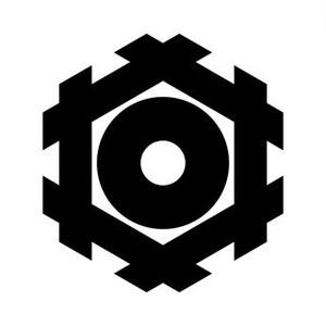 六角井筒に蛇の目(1) aiデータ