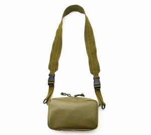MIS-1027 ALL WEATHER SHOULDER BAG_OLIVE
