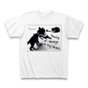 【Dr.ごましお】ずっと一緒に T-shirt