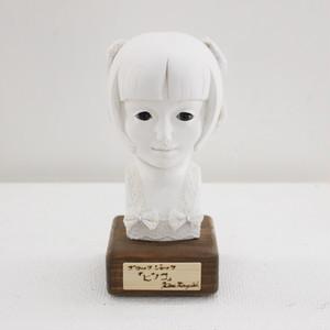雨ノ宮一紀「ピノコ胸像」