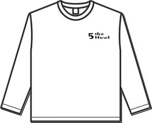 5周年記念ロングT[WHITE](2/29まで受注生産)