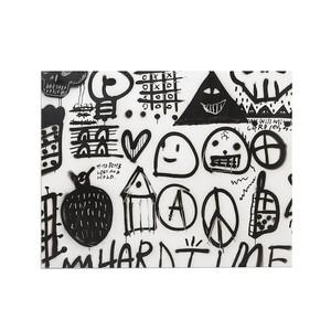 """HARD TIMES"" Diskah art works"