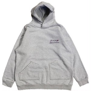 "SUNNY SPORTS/サニースポーツ | "" LOGO "" FREEDOM HOODY - H.GRAY"
