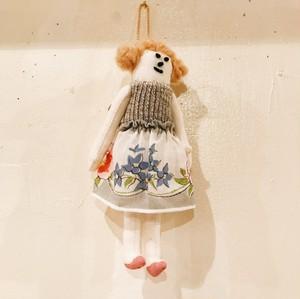 mojojojo - 女の子チャーム(blond hair - pink shoes)