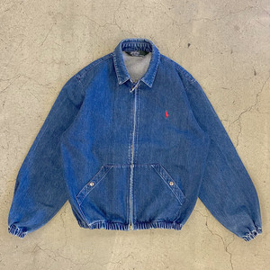 "90's Polo ""Ralph Lauren"" Denim Swing Top"