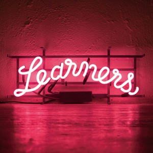 1000枚限定 LEARNERS / MORE LEARNERS アナログLP