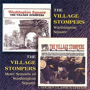 CD「WASHINGTON SQUARE:MORE SOUNDS / VILLAGE STOMPERS」