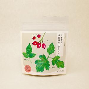 よもぎと季節のハーブティー 女性にやさしいブレンド(5 Tea bag)
