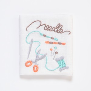 『ニードルブック』刺繍キット