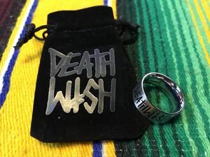 【DEATHWISH】DEATH SPRAY RING