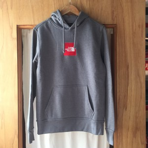 【New】US規格 The North Face Box Logo Hoodie