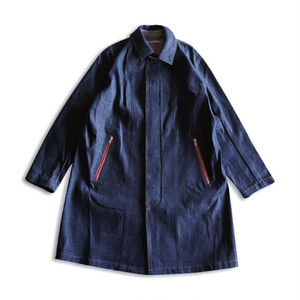 FP FZ Denim Coat