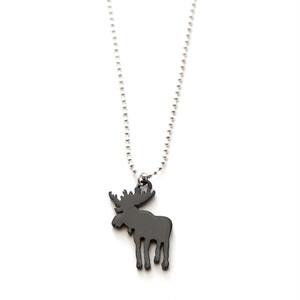 Safari Necklace - Moose Monotone