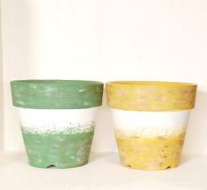 植木鉢 2色セット