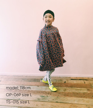 frankygrow 【LL】SOLID BEAR JQ DRESS