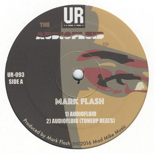 MARK FLASH - Audiofluid Ep (12inch)