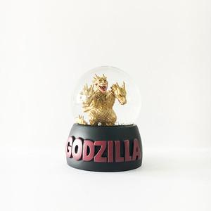 ゴジラ / キングギドラ 生誕65周年記念GODZILLA スノードーム