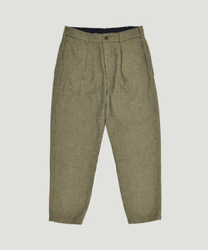 Engineered Garments EG Carlyle Pant Gunclub Check FG309