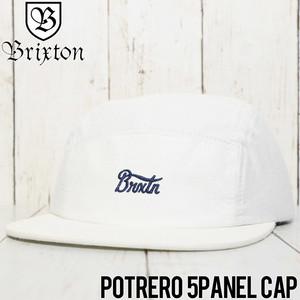 BRIXTON ブリクストン POTRERO 5PANEL CAP ストラップバックキャップ 00740