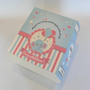 出産祝い ブックボックス SWEET【L】