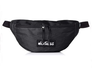 WILD THINGS ワイルド シング ワイシン WT-380-0075 01 X-PACK BODY BAG X-PACを使用した、デザイン性と機能性を兼ね備えた ボディバッグ