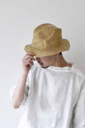 """RESTOCK""【odds】BRAID NAKAORE HAT"