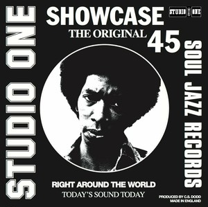 "【ラスト1/7""】V.A. (Soul Jazz Record Presents) - STUDIO ONE Showcase 45 Box Set"