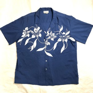 Hans Jutte アロハシャツ Made in Hawaii