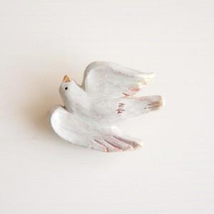 土のサーカス(鳥ホワイト)