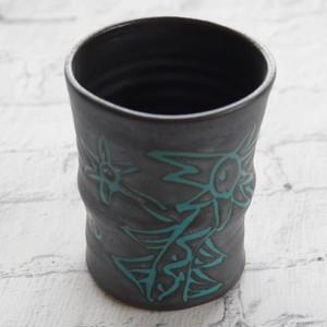 やちむん【南陶窯】フリーカップ