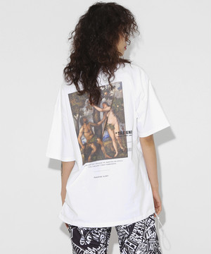 Adam & Eva T-shirt [White]