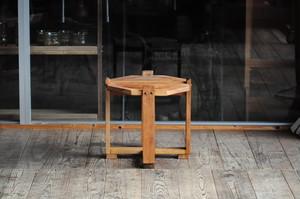 【ろ】八角形 椅子 スツール 花台 サイドテーブル