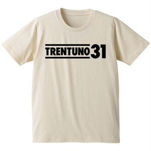 TRENTUNO31 ECO T-shirts S/S Natural