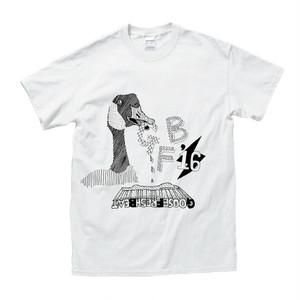 【Tシャツ】 GFB'16(つくばロックフェス)ホワイト