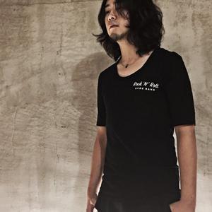 THEE OLD CIRCUS コラボTシャツ(ブラック)