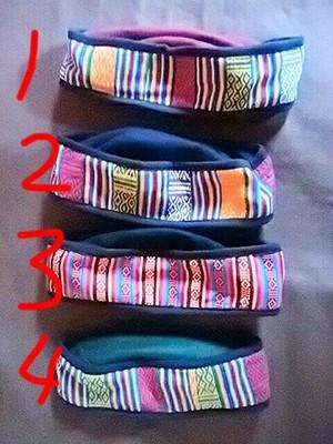 商品番号tmc-05タマン族民族帽子(Size:M・58~59㌢、L・60~61㌢)