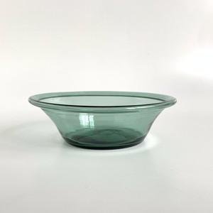 Glass Bowl / Green A