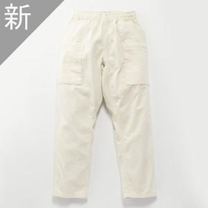 """PT-29 作業もんぺ ひらく """"八重蔵さんの綾織""""  生成"""
