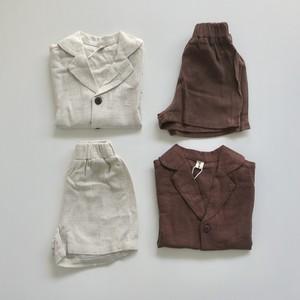 〔即納〕linen set up