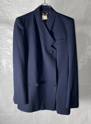 1980s GIORGIO ARMANI TAILORED JACKET